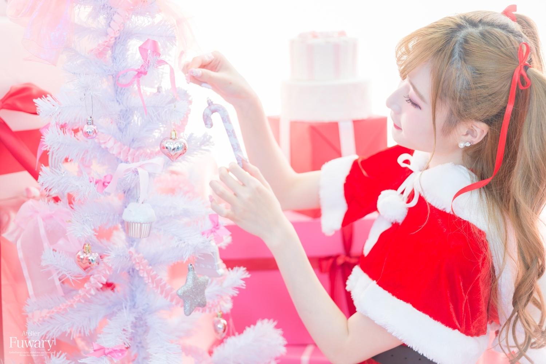 クリスマスツリーサンタ